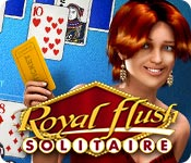 Feature screenshot game Royal Flush Solitaire