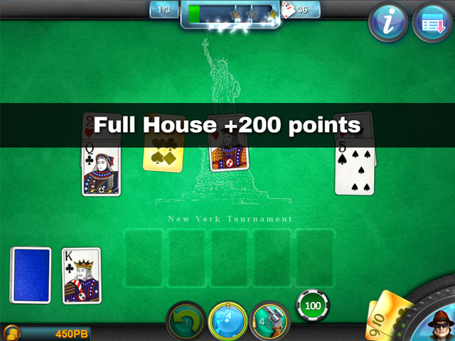 Game screenshot 2 Royal Flush Solitaire