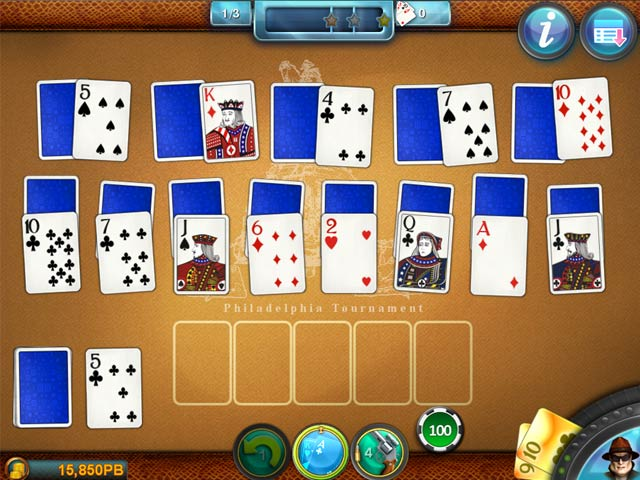Game screenshot 3 Royal Flush Solitaire