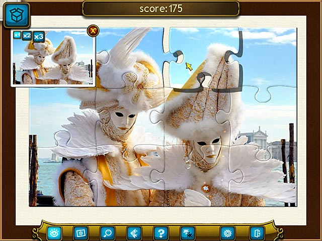 Game screenshot 1 Royal Jigsaw 3