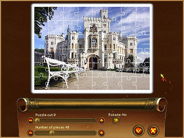 Game screenshot 3 Royal Jigsaw 3