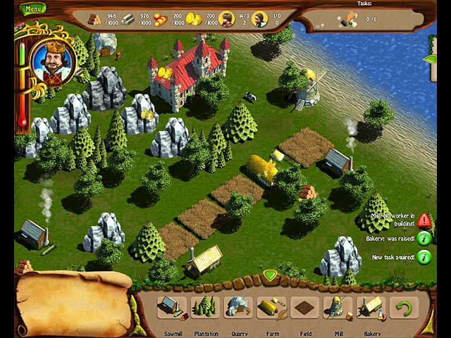 Game screenshot 1 Royal Settlement 1450