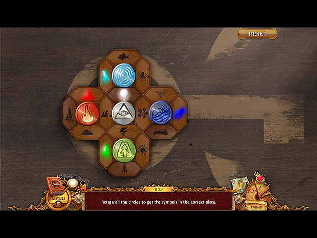 Game screenshot 2 Runaway Express Mystery