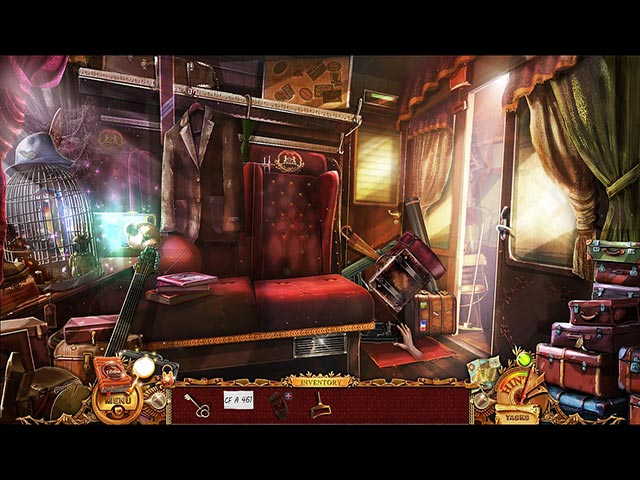 Game screenshot 3 Runaway Express Mystery