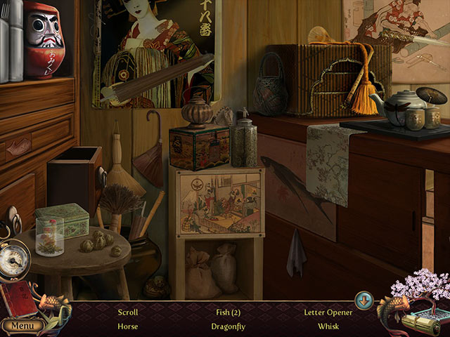 Game screenshot 1 Runaway Geisha