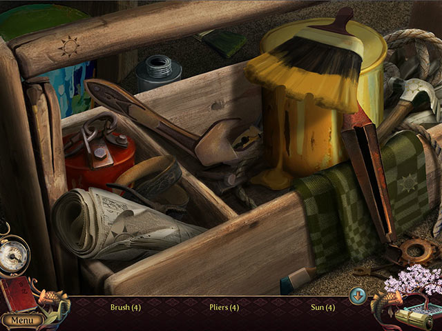 Game screenshot 2 Runaway Geisha