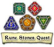 Feature screenshot game Rune Stones Quest