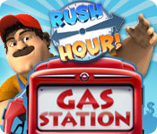 Feature screenshot game Rush Hour! Gas Station