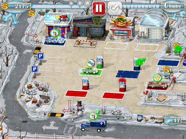 Game screenshot 3 Rush Hour! Gas Station