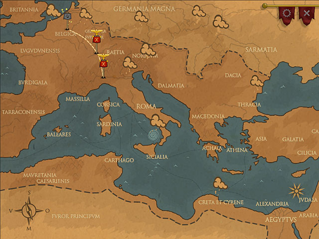 Game screenshot 2 Rush on Rome