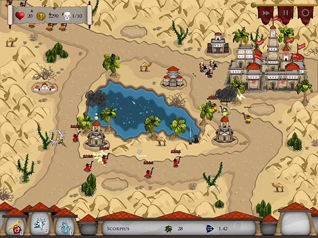Game screenshot 3 Rush on Rome
