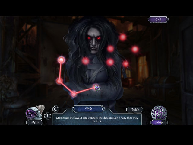 Sable Maze: Nightmare Shadows - Screenshot 3