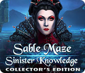 Sable Maze 6: Sinister Knowledge Collector's Edition Mac Game