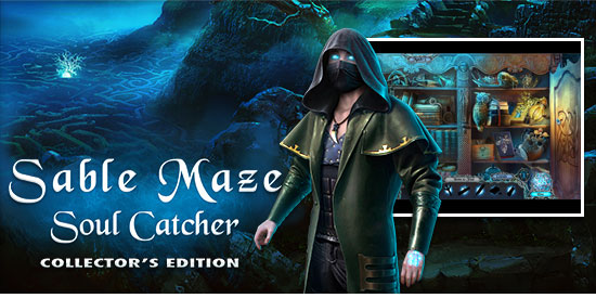 Sable Maze: Soul Catcher Collector's Edition