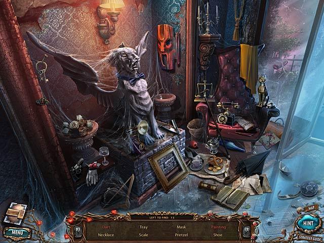 Game screenshot 1 Sacra Terra: Kiss of Death Collector's Edition