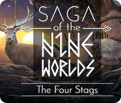 Saga of the Nine Worlds: The Four Stags
