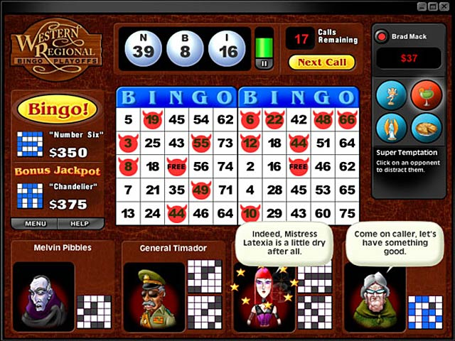 Game screenshot 3 Saints and Sinners Bingo