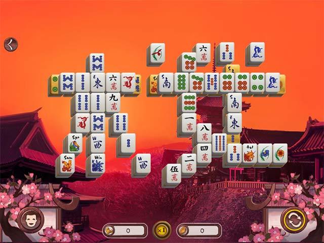 Game screenshot 3 Sakura Day 2 Mahjong