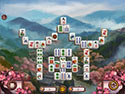 1. Sakura Day 2 Mahjong game screenshot