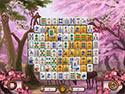 2. Sakura Day 2 Mahjong game screenshot