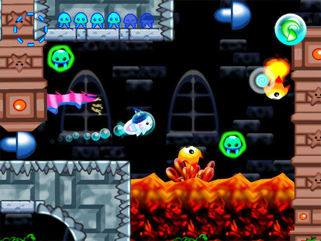 Game screenshot 2 Salawander