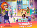 1. Sally's Salon: Beauty Secrets Collector's Edition game screenshot
