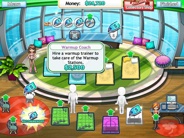 Game screenshot 1 Sally's Studio Collector's Edition