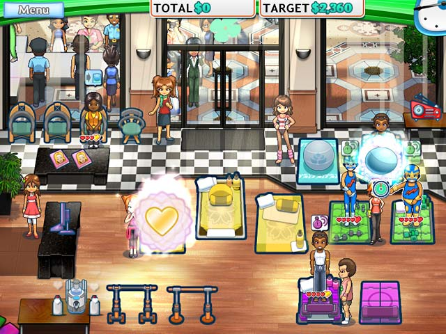 Game screenshot 3 Sally's Studio Collector's Edition