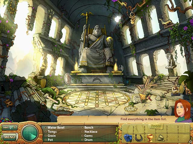 Game screenshot 3 Samantha Swift and the Golden Touch