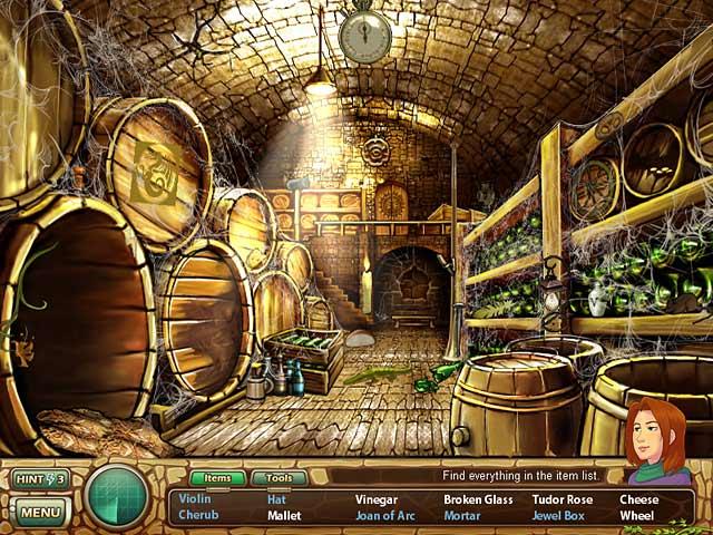Game screenshot 3 Samantha Swift and the Hidden Roses of Athena