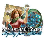 Samantha Swift: Mystery from Atlantis Walkthrough