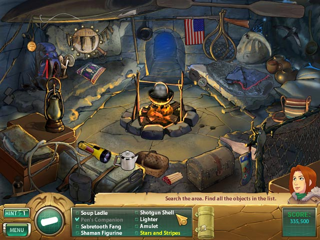 Game screenshot 2 Samantha Swift: Mystery From Atlantis