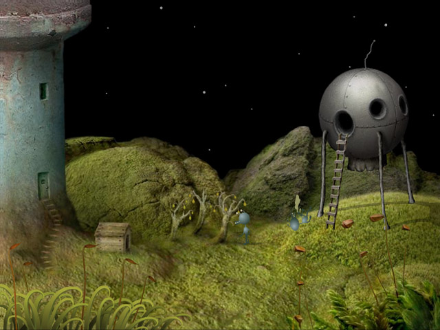Game screenshot 1 Samorost 2