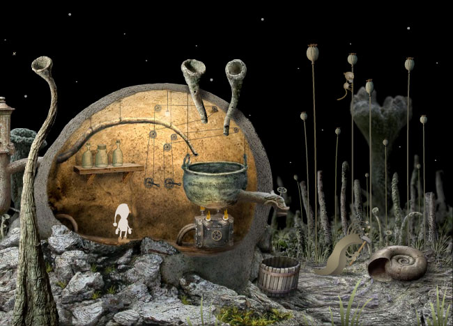 Game screenshot 2 Samorost 2