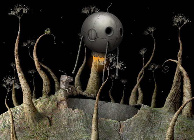Game screenshot 3 Samorost 2