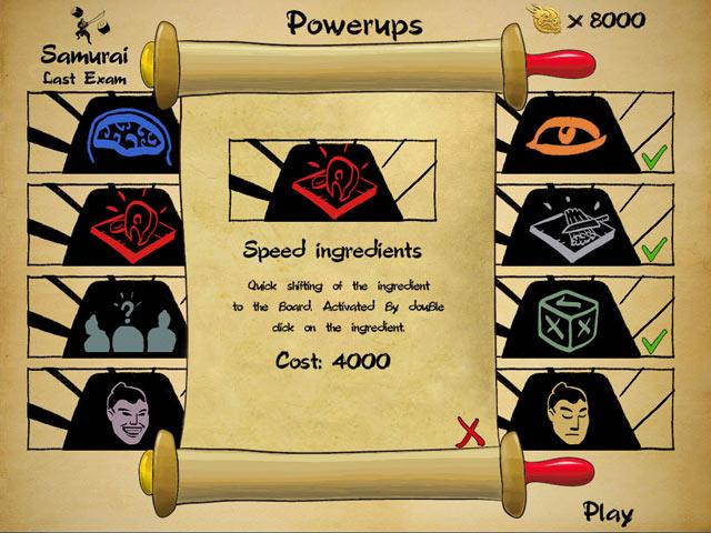 Game screenshot 2 Samurai Last Exam