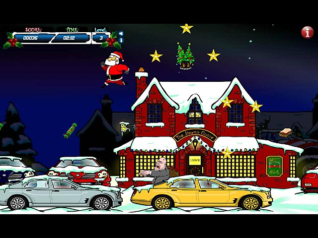 Game screenshot 2 Santa Vs. Banker