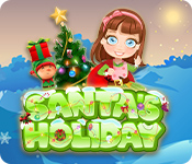 Feature screenshot game Santa's Holiday