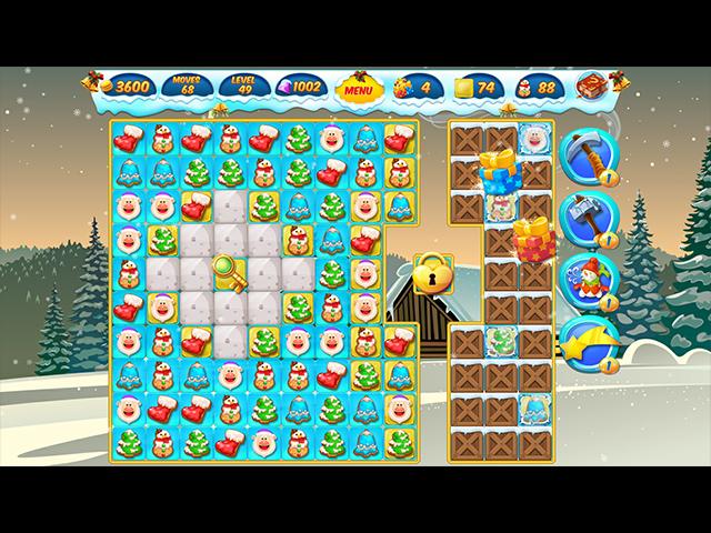 Game screenshot 1 Santa's Holiday