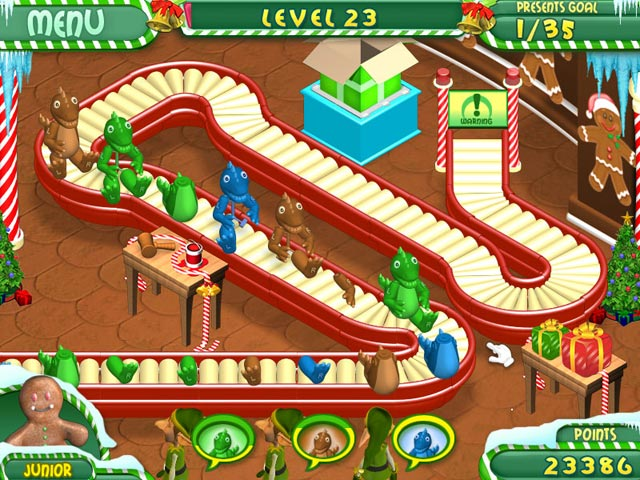 Game screenshot 2 Santa's Super Friends