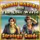Sarah Maribu and the Lost World Strategy Guide