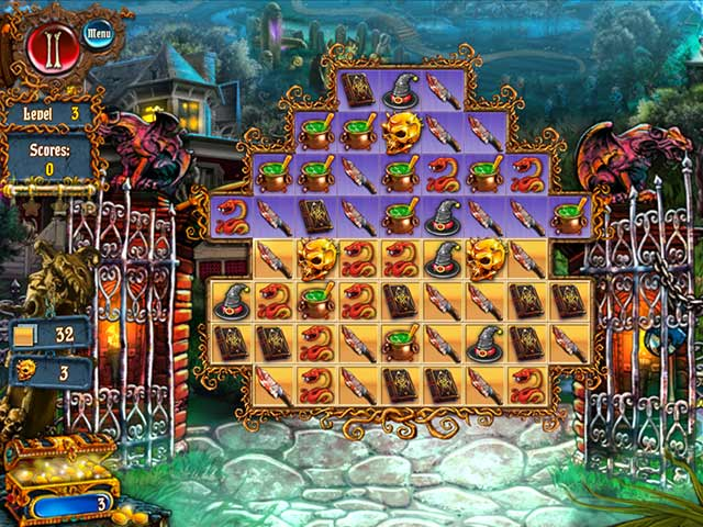 save halloween city of witches download pc game. Black Bedroom Furniture Sets. Home Design Ideas