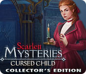 Scarlett Mysteries: Cursed Child Collector's Editi