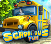 Feature screenshot game School Bus Fun