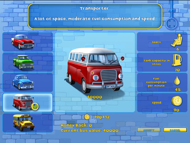 Game screenshot 2 School Bus Fun