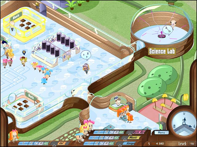 Game screenshot 3 School House Shuffle