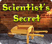 Feature screenshot game Scientist's Secret