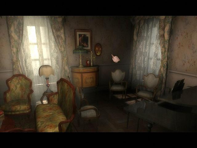 Скачать бесплатно Scratches: Director's Cut скриншот 1.