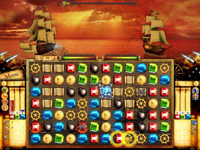 Bigfish games sea journey full new puzzle match 3 games