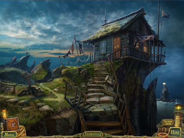 Sea Legends: Phantasmal Light Collector's Edition screenshot 2